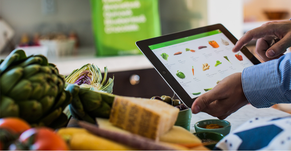 What's wrong with online grocery shopping?